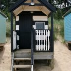 Geordie Beach Hut
