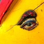Eye of Horus on a Luzzu, Malta